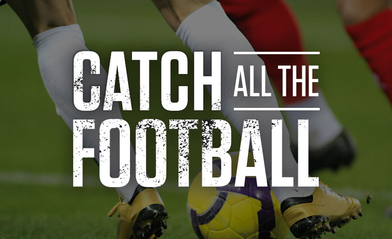 Watch Football at The Half Moon Inn