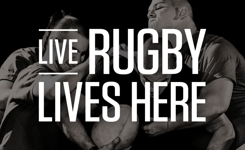 Watch Rugby at The Half Moon Inn