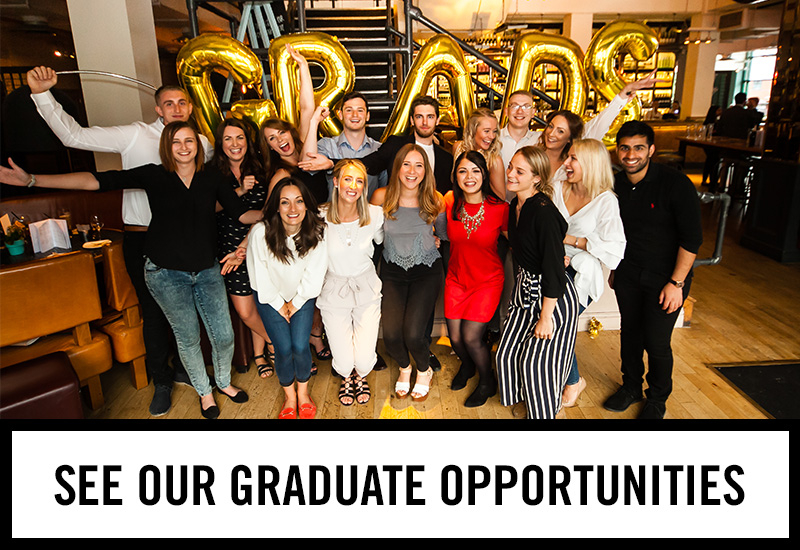 Graduate opportunities at The Half Moon Inn