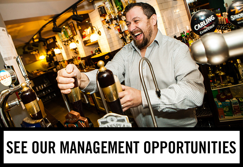 Management opportunities at The Half Moon Inn